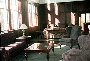 photo of nice furniture in sun-filled room